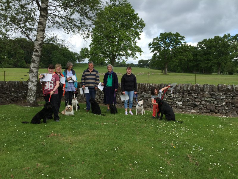 Kennel Club Good Citizen SILVER June 2016